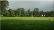 SO2956 : Kington Recreation Ground by Fabian Musto