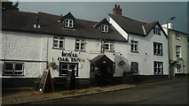 SO2956 : The Royal Oak Inn (Kington) by Fabian Musto