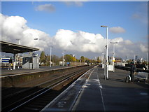 TQ2775 : North east end of Clapham Junction railway station (1) by Richard Vince