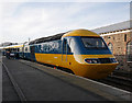 NH6645 : Inter-City 125 HST, Inverness station by Craig Wallace