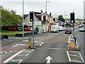 NS3424 : A79, Ayr Road by David Dixon