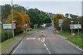 NS2307 : A77, Kirkoswald by David Dixon