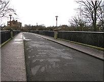 SP0189 : Across Galton Bridge, Smethwick by Jaggery