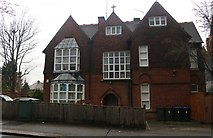 TQ2284 : St Andrew's Vicarage, Willesden by David Howard