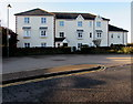 SO5012 : Three-storey block of flats, Monmouth Keep, Monmouth by Jaggery