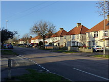TL4661 : Kings Hedges Road, Cambridge by Alan Murray-Rust
