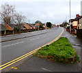 ST3090 : Quiet Malpas Road, Boxing Day 2019, Newport by Jaggery