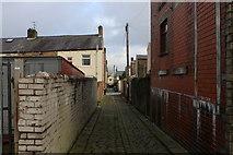 SD7327 : Back Alley in Oswaldtwistle by Chris Heaton