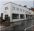 SO8505 : Corner House, 49 London Road, Stroud  by Jaggery