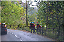 NY3816 : Patterdale : A592 by Lewis Clarke