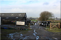 SD7225 : Red Shell Farm by Chris Heaton
