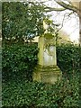TL4658 : Tomb of Harry Hall at Mill Road Cemetery by Alan Murray-Rust