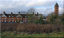 SK5802 : Former gas worker's cottages along Aylestone Road by Mat Fascione