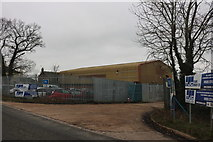 SP8726 : TJC Plant Group, Soulbury by David Howard