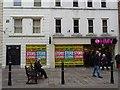 SO8554 : A HMV store closure by Philip Halling