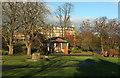 SE2955 : Bandstand, Valley Gardens, Harrogate by Derek Harper