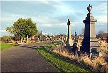 SE1734 : Undercliffe Cemetery by habiloid