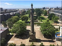 TA1029 : The view from floor seven of Hull College by Dave Pickersgill