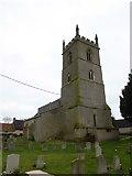 SP5615 : Cherwell  Churches Christmas chug through (46) by Basher Eyre