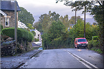SD4096 : Bowness-on-Windermere : Kendal Road A5074 by Lewis Clarke