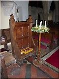 SP5929 : Cherwell Churches Christmas chug through (83) by Basher Eyre