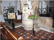 SP5229 : Cherwell Churches Christmas chug through (97) by Basher Eyre