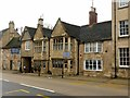 TF0306 : Bull and Swan Inn, High Street St Martin's, Stamford by Alan Murray-Rust