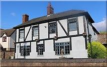 TL4339 : The King William the IVth pub, Heydon by David Howard