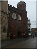 SX9192 : St Petrock's Church, High Street, Exeter by David Smith