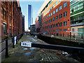SJ8397 : Tib Lock, Rochdale Canal Lock#89 by David Dixon