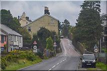 SD3876 : Allithwaite : B5277 by Lewis Clarke