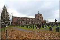 NY3767 : Church of St Michael and All Angels, Arthuret by JThomas