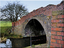 SD7908 : Rothwell Bridge, Manchester, Bolton and Bury Canal by David Dixon