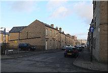 SE1316 : Cecil Street, Springwood, Huddersfield by habiloid