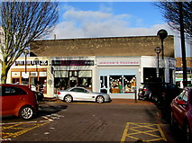 SS7597 : Three Station Square shops, Neath by Jaggery