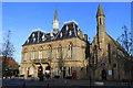 NZ2130 : Bishop Auckland Town Hall by Andrew Abbott