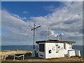 SY9675 : St Alban's Head NCI Station, Worth Matravers by Phil Champion