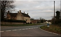 ST8871 : The A4 at The Chequers by David Howard