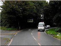 NS3528 : B749 Monktonhill Road by David Dixon