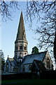 TQ1450 : St.Barnabas Church by Peter Trimming