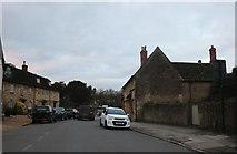 ST9168 : West Street, Lacock by David Howard