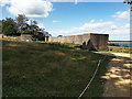SZ0382 : Fort Henry, Redend Point, Studland by Phil Champion