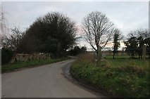 ST9169 : Mons Lane, Notton by David Howard