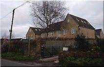 ST8769 : Houses on Prospect, Corsham by David Howard