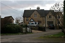 ST9069 : Cottage in Notton by David Howard