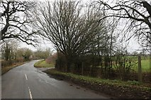 SP8029 : Station Road, Mursley by David Howard