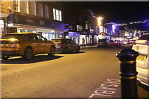 SU1868 : High Street, Marlborough by David Howard