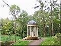 ST2429 : Hestercombe - Sybil's Temple by Sarah Smith