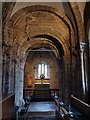 SZ0382 : In the chancel - St Nicholas' Church, Studland  by Phil Champion