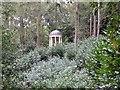 ST2429 : Hestercombe - Sybil's Temple (2) by Sarah Smith